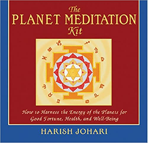 The Planet Meditation Kit: How to Harness the Energy of the Planets for Good Fortune, Health, and Well-Being [With Guide and Contains 9 Full Color Yan price comparison at Flipkart, Amazon, Crossword, Uread, Bookadda, Landmark, Homeshop18