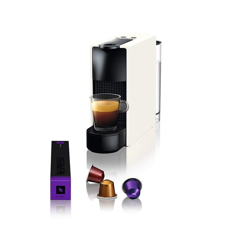 Nespresso Essenza Mini, Máquina de Café, 110V, Branco