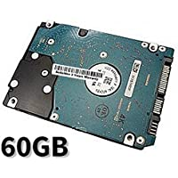 Seifelden 60GB Hard Drive 3 Year Warranty for HP G PC-G62-101XX PC-G62-103XX PC-G62-110EE PC-G62-120EL PC-G62-120SL PC-G62-125SL PC-G62-130SL PC-G62-140EL PC-G62-140US PC-G62-143CL PC-G62-144DX
