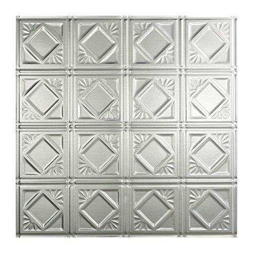 Fasade Installation Traditional Brushed Aluminum