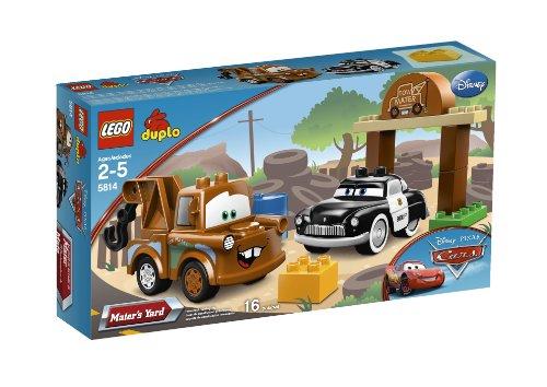 [해외] 레고 (LEGO) 듀플로 Cars/카 미터의 야드 5814