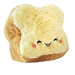 Bread Loaf Plush | 7 Inch | Squishable Mini 10