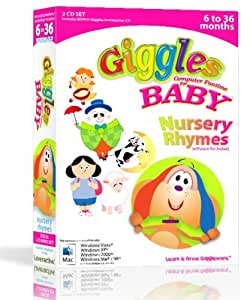 Giggles Funtime For Baby:Nursery Rhymes