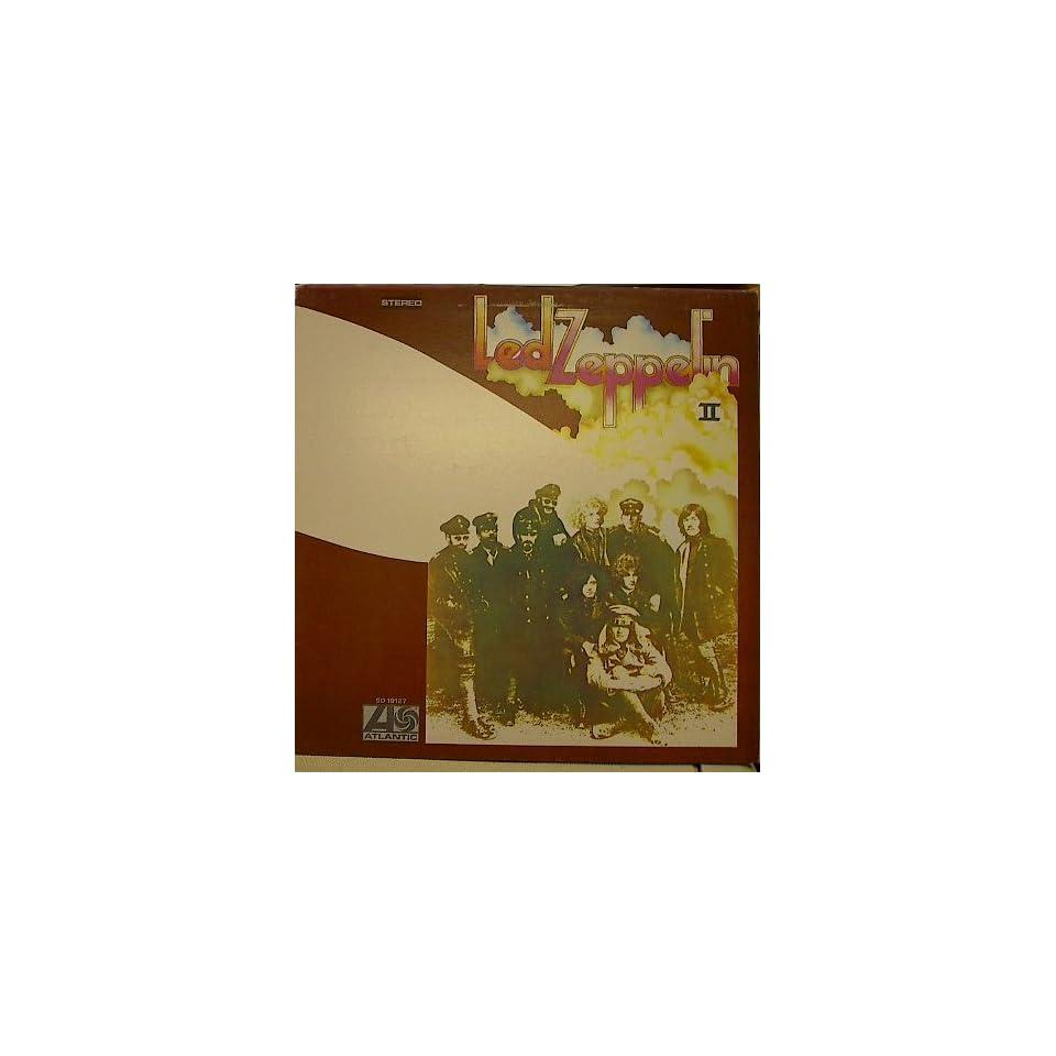Led Zeppelin   II Record Album LP