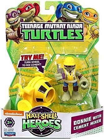 """Slash TMNT Ninja Turtles Half Shell Heroes 2.5/"""" Mini Figure Playmates Villain"""