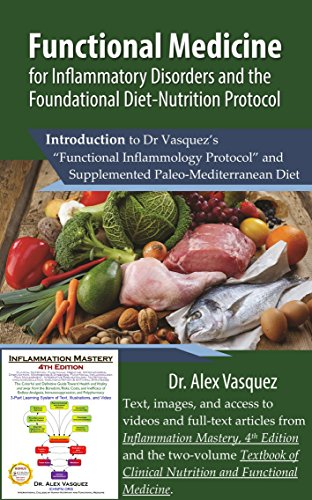 Functional Medicine for Inflammatory Disorders and the Foundational Diet-Nutrition Protocol: Introduction to Dr Vasquez's
