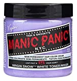 Manic Panic Virgin Snow Hair