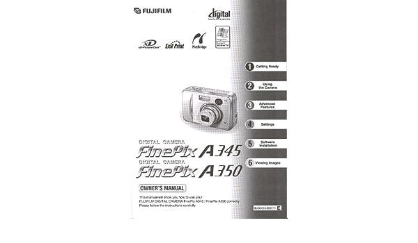fuji a350 manual product user guide instruction u2022 rh testdpc co fujifilm finepix a330 manual Fuji FinePix SLR Camera