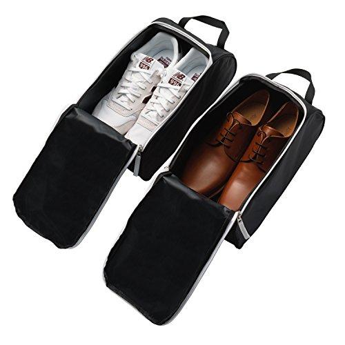 La Almacenar Zapatos En Mochila Viajes Alpamayo® Bolsas Negro O Impermeable Maleta Color Bolsa Zapatos Ideal De Para 0q4YzU
