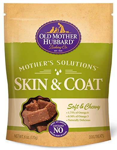 Old Mother Hubbard Mother's Solutions Soft & Chewy Natural D