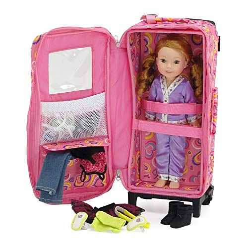 14 Quot 15 Quot Inch Doll Accessories Doll Travel Carrier