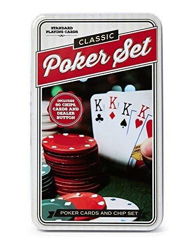 (Classic Poker Set)