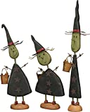 Witches Three - Small Standing - Set of 3