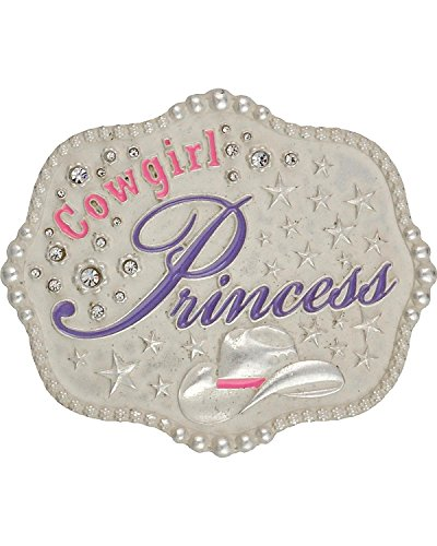 girls belt buckles western - 5