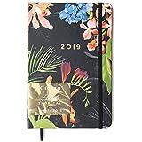 Agenda Ciceros 2019 Floresta Tropical Semanal Anotações 14x21 Noite