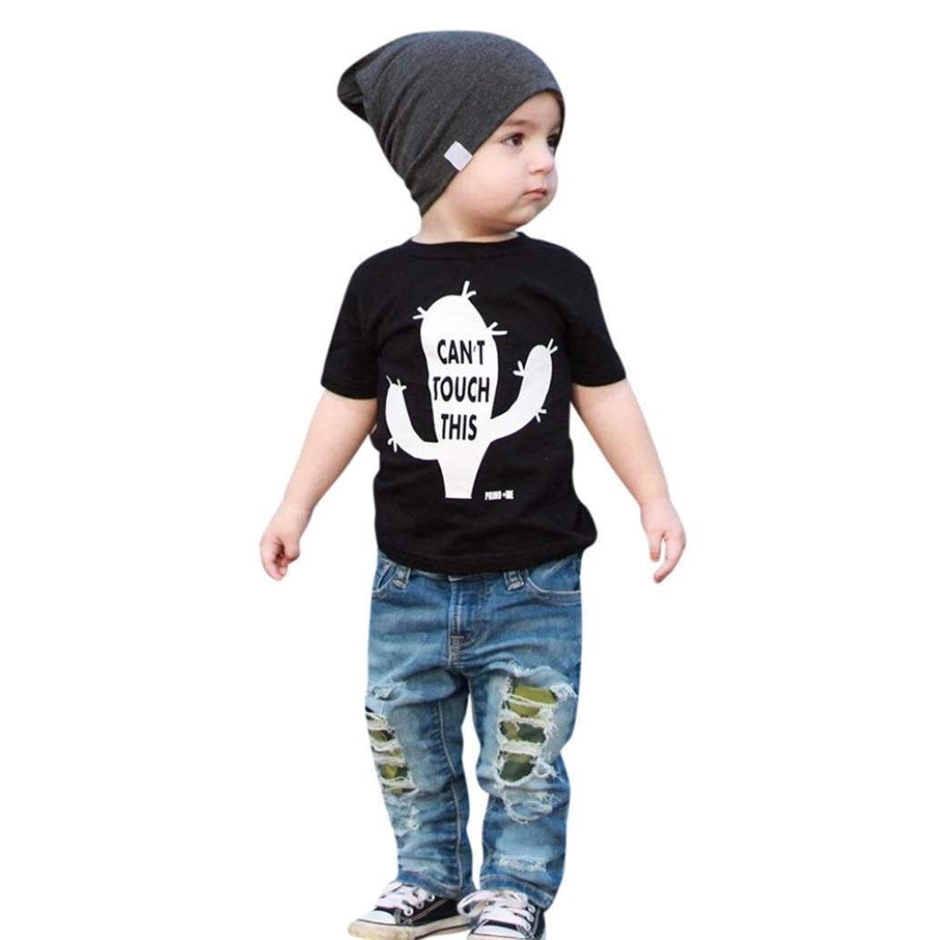761638023e32a7 Amazon.com  Toddler Boys Fashion Outfits