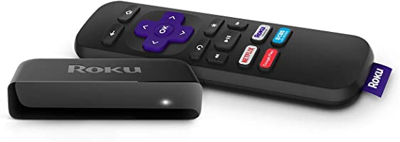 Roku Streaming Media Player, (3920CA)