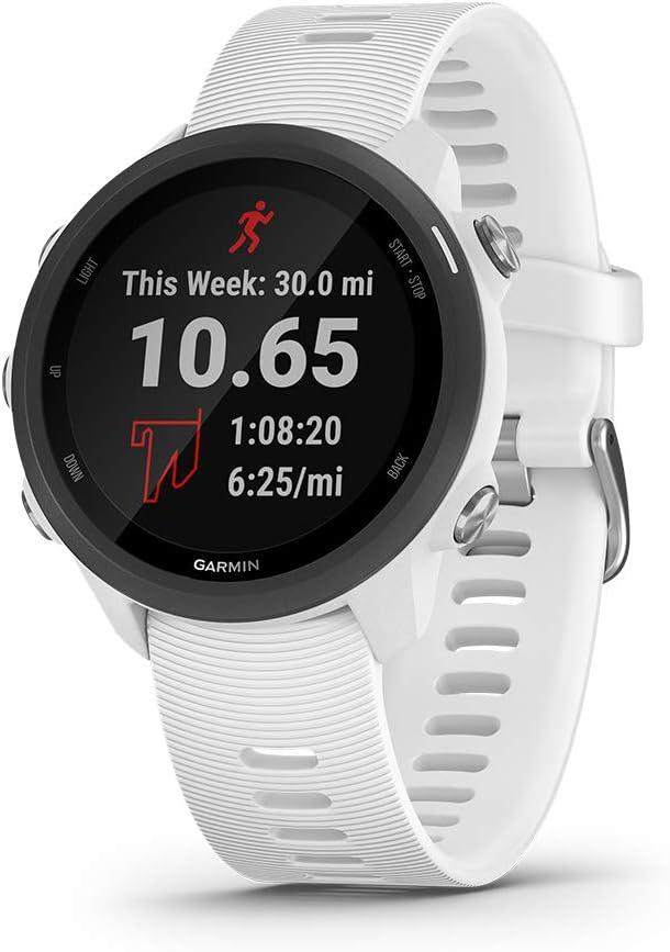 Garmin Forerunner 245 Music, GPS Running Smartwatch
