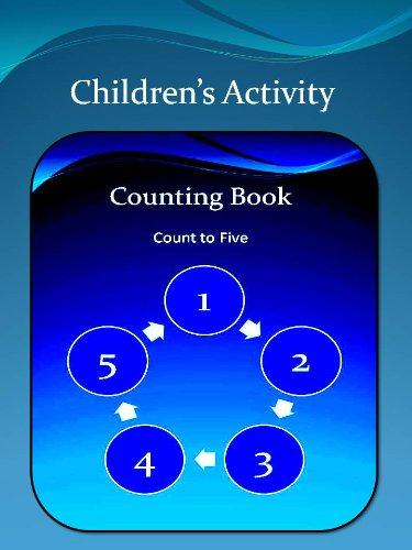 Children's Activity Book - Count to Five Gene Haws