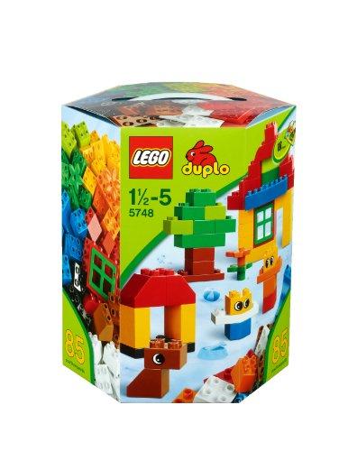 Lego Duplo Steine & Co. 5748 - Bausteine-Trommel