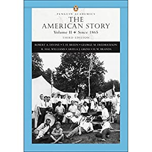 VangoNotes for The American Story, 3/e, Vol. 2 Audiobook
