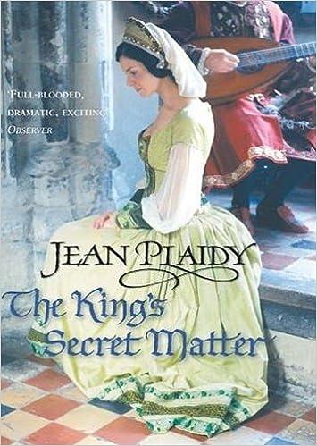 The Kings Secret Matter: Amazon.es: Plaidy, Jean, Flosnik, Anne ...