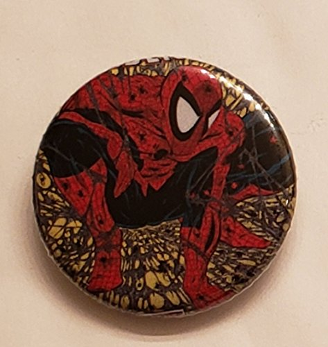 (Marvel Superheroes Pinback Button -)