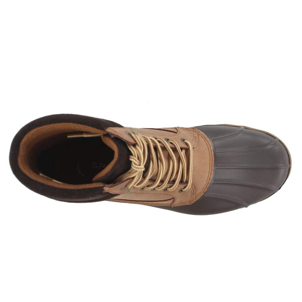 Sperry Men's, Brewster Waterproof Boot TAN Brown 13 M by Sperry (Image #6)