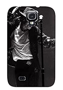 Christmas Day's Gift- New Arrival Cover Case With Nice Design For Galaxy S4- Michael Jackson