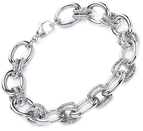 Theia Bracelet Acier inoxydable Mixte - TH3763