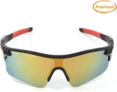03B0 4F96 UV Protective Goggles Sports Surfing Hiking Bicycle Cycling Sunglasses