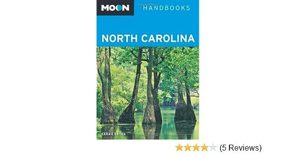 moon handbooks north carolina