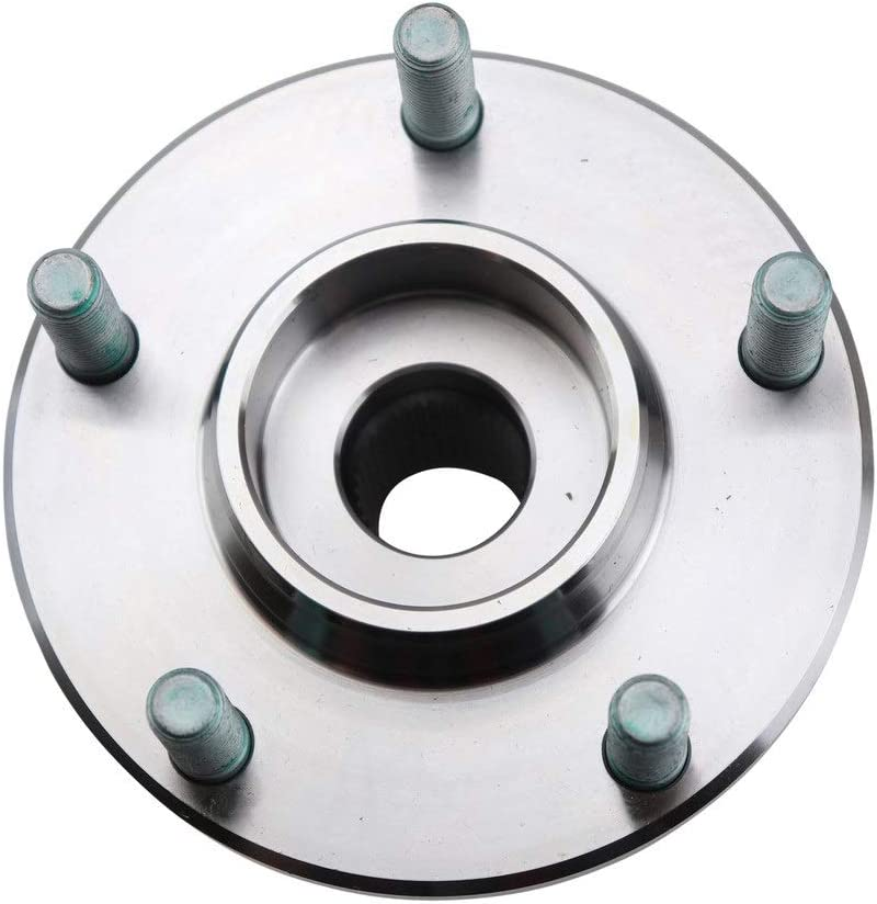 GS, GT, GX, i, S, SP23 - One Bearing Included with Two Years Warranty Note: 2.0 Liter L4, 2.3 Liter L4 Non-ABS 2005 fits Mazda 3 Front Wheel Bearing and Hub Assembly
