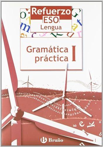 Refuerzo Lengua ESO Gramática práctica I: 1 Castellano - Material Complementario - Refuerzo Lengua Eso - 9788421651032: Amazon.es: Jesús Gómez Picapeo, ...