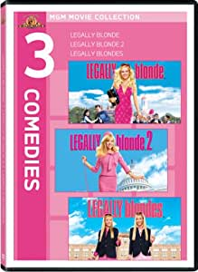 Legally Blonde Triple Feature (Legally Blonde / Legally Blonde 2 / Legally Blondes)