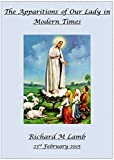 The Apparitions of Our Lady in Modern Times