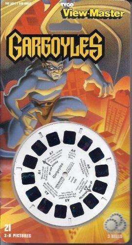Gargoyles 3D View-Master 3 Reel Set (Gargoyles Dvd)