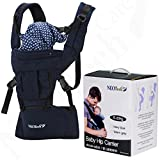 Baby Carrier Hip Seat 100% Cotton - Pocket