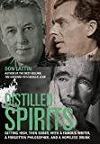 img - for Distilled Spirits: Getting High, Then Sober, with a Famous Writer, a Forgotten Philosopher, and a Hopeless Drunk book / textbook / text book