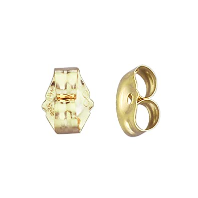 il initial english listing earring gold old stud letter