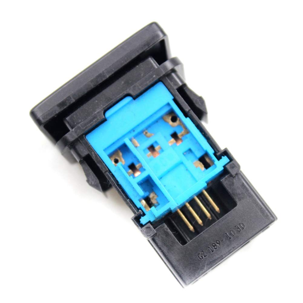 Amazon.com: Control Switch Button OEM 15C629 Fit For Toyota Yaris: Automotive