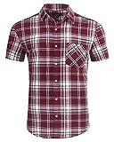 Multi Men's Outdoor Recreation Button-Down Shirts