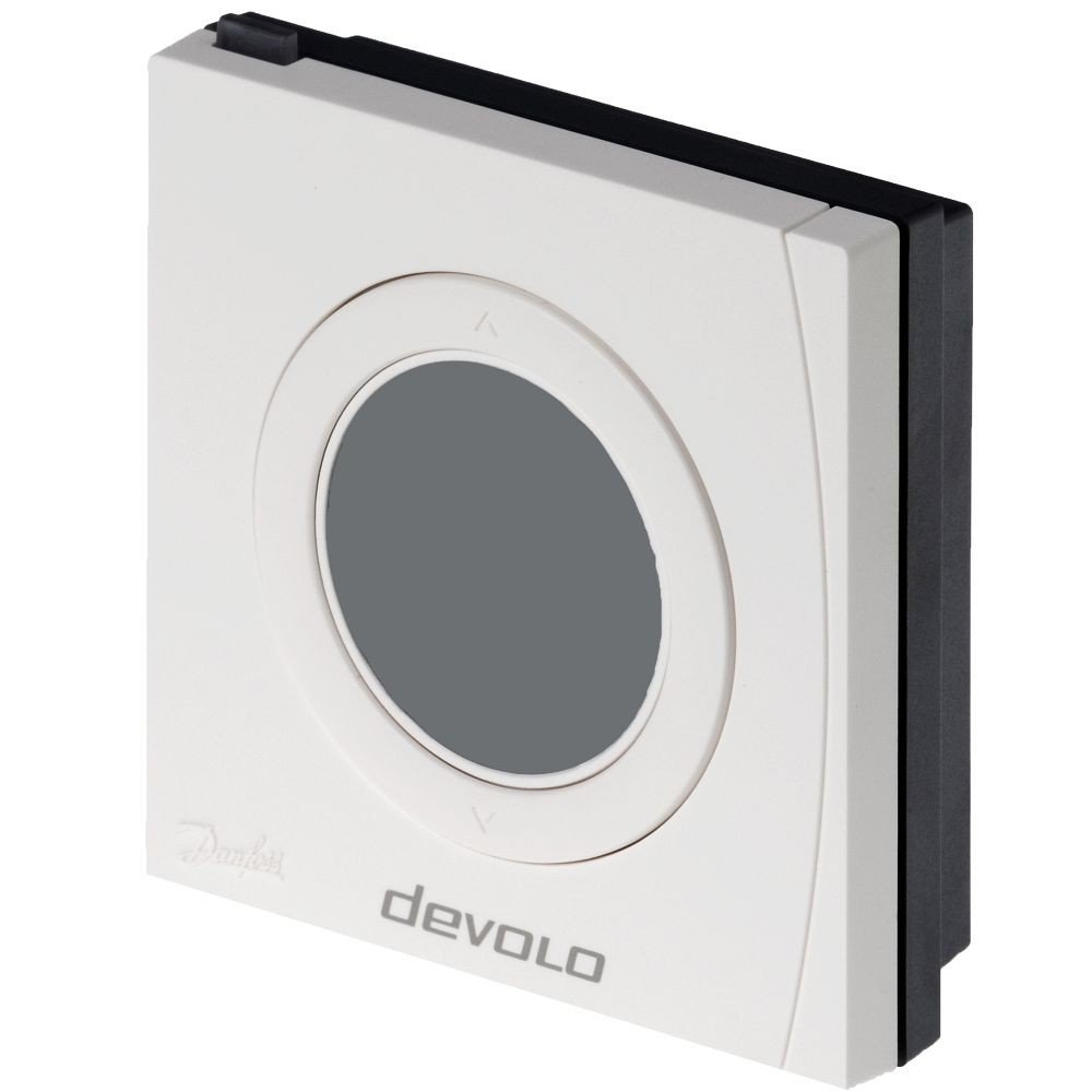 Devolo 9408 Z-Wave Blanco termoestato - Termostato (Z-Wave, 868,42 MHz, 1 MW, Blanco, IP21, CE Class B (EU, CH, NO)): Amazon.es: Bricolaje y herramientas