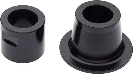 Sun Ringle Pro 12x142 End Cap Kit Black Pair