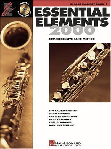 Essential Elements 2000: Book 2 (Bb Bass Clarinet)