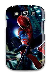 Durable Case For The Galaxy S3- Eco-friendly Retail Packaging(the Amazing Spider-man 63) wangjiang maoyi