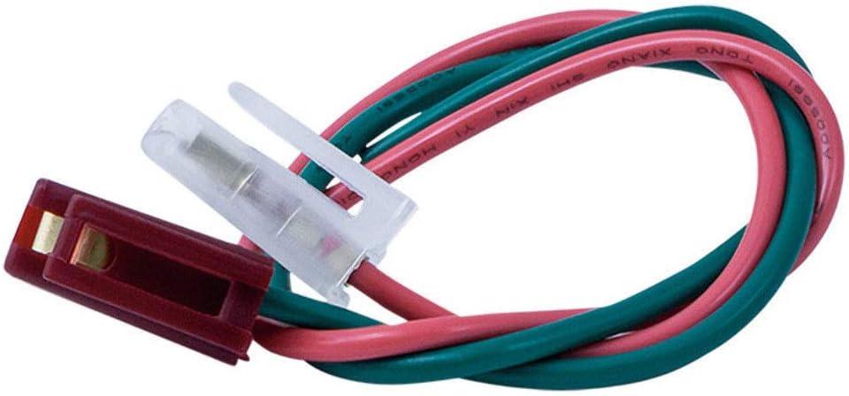 Amazon.com: Pirate Mfg HEI Distributor Wiring 2pc Power & Tachometer 12V  12