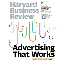 Harvard Business Review, March 2013