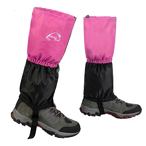 Ezyoutdoor Unisex Waterproof Snowproof Walking Gaiters Snow Legging - Camouflage Leg Gaiters