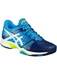 Gel Blast 7 Men's Indoor Shoes Blue/White/Yellow